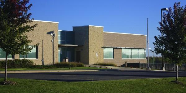Green Building - Cornwall RCMP
